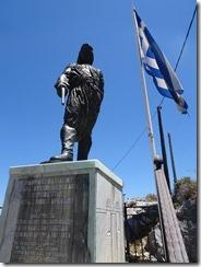 Anogeia statues