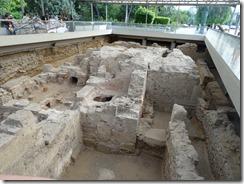 Athen - Roman Bath ruins 03