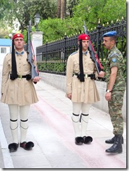 Athens Changing of guard at Prime Minister 01