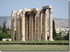 Athens - Olympian Zeus 01