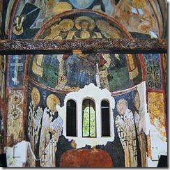 Boyana Church inside