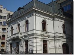 Bucharest George enescu Museum