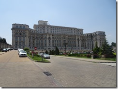 Bucharest House of Parliment