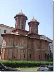 Bucharest Kretulescu church