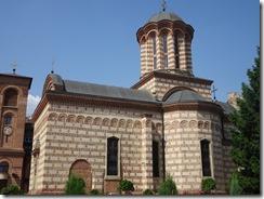 Bucharest Old Court Church