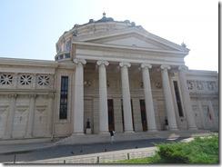 Bucharest Romanian Anthenaeum