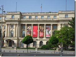 Bucharest Royal Palace and Art Museum