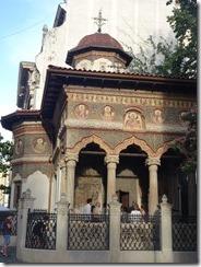 Bucharest Stavropoleos Church