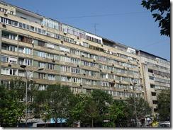 Bucharest communist style