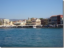 Chania Harbor 04