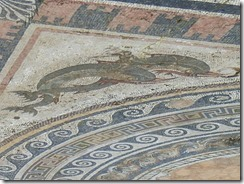 Delos House of the dolphins