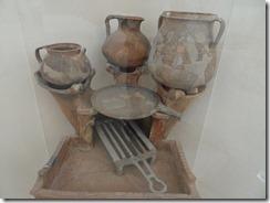 Delos pottery