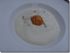 Dinner - Cheesecake appetizer
