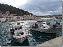 Gytheio harbor