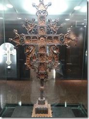 Rila Monastery Museum cross