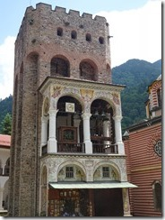 Rila Monastery bell tower 02