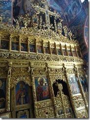 Rila Monastery church inside 02