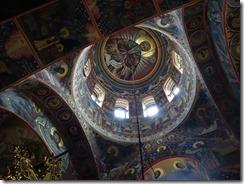 Rila Monastery church inside 03