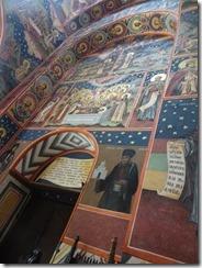 Rila Monastery church inside 04