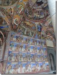 Rila Monastery church inside 06
