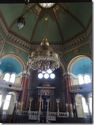 Sofia Synagogue chandelier