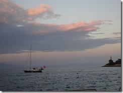 gytheio sunset