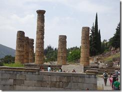 temple pillara