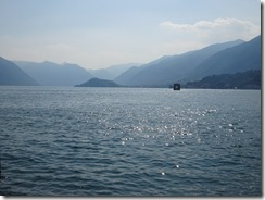 Bellagio lake front