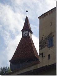 Biertan clock tower