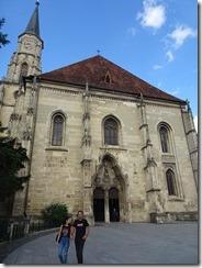 Cluj St Michael's church