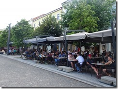 Cluj Unirii Plaza restaurants