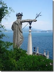 Isola Bella statue 02