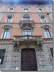 Milan Casa Dell acqua