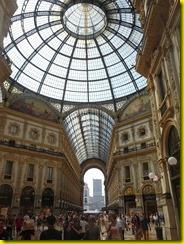 Milan Galleria Vittorio Emanuele II 01