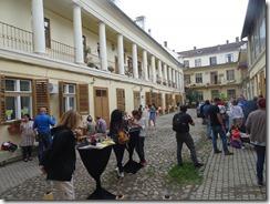 Sibiu party