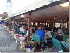 Sibiu restaurant