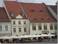 Sibiu roof