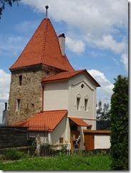 Sighisoara Furriers Tower