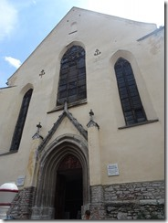Sighisoara Monastery Church (2)