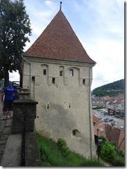 Sighisoara tower