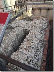 Alba - temple ruins
