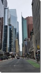 Toronto tall buildings