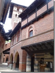 Turin - Borge Medioevale 06