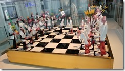 Gianni Toso chess set
