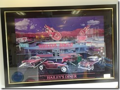 Hemmings Car Lover's Store diner