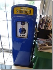 Hemmings Car Lover's Store gas pump
