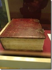 Federal Hall - George Washington Bible