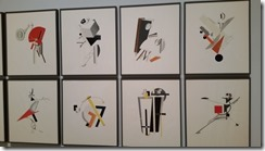 Lissitzky - Album of Figurines for Opera