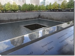 World Trade Center Memorial Pool