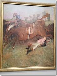 Degas - The Fallen Jockey